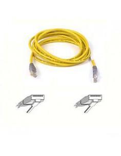 Belkin Patch cable Cross Wired 5m networking Belkin F3X126B05M - 1