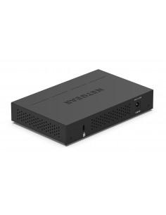 Netgear GS305PP Ohanterad Gigabit Ethernet (10/100/1000) Strömförsörjning via (PoE) stöd Svart Netgear GS305PP-100PES - 1