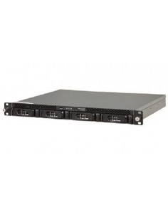 Netgear ReadyNAS 3138 NAS Teline ( 1U ) Ethernet LAN Musta, Harmaa C2558 Netgear RN31844E-100NES - 1
