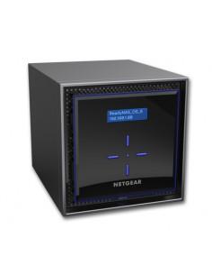 Netgear ReadyNAS 424 NAS Skrivbord Nätverksansluten (Ethernet) Svart C2338 Netgear RN424E2-100NES - 1