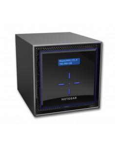 Netgear ReadyNAS 424 NAS Desktop Ethernet LAN Black C3338 Netgear RN424E4-100NES - 1