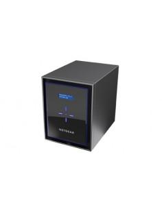 Netgear RN426 NAS Työpöytä Ethernet LAN Musta Netgear RN42600-100NES - 1