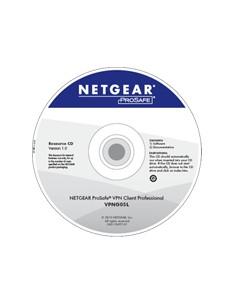 Netgear VPNG05L 5 licens/-er Netgear VPNG05L-20000S - 1