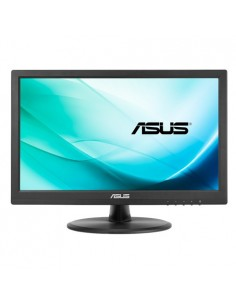 "ASUS VT168N point touch monitor 39.6 cm (15.6"") 1366 x 768 pikseliä Multi-touch Musta Asus 90LM02G1-B01170 - 1"
