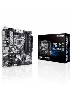 ASUS PRIME Z390M-PLUS Intel Z390 LGA 1151 (uttag H4) micro ATX Asus 90MB0Z60-M0EAY0 - 1