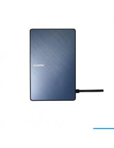 ASUS SimPro Dock Langallinen USB 3.2 Gen 1 (3.1 1) Type-C Musta, Sininen Asus 90NX0121-P00470 - 1