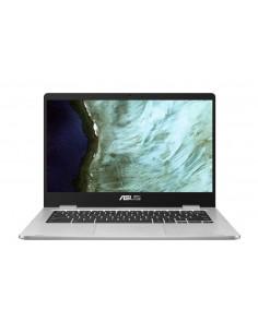"ASUS Chromebook C423NA-BV0028 35.6 cm (14"") 1366 x 768 pixlar Intel® Celeron® 4 GB LPDDR4-SDRAM 32 eMMC Wi-Fi 5 (802.11ac) Asus"