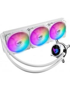 ASUS ROG Strix LC 360 RGB White Edition Processor Asus 90RC0072-M0UAY0 - 1