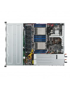 ASUS RS500-E8/RS4 V2 Intel® C612 LGA 2011-v3 Rack (1U) Silver Asus 90SV03NB-M05CE0 - 1