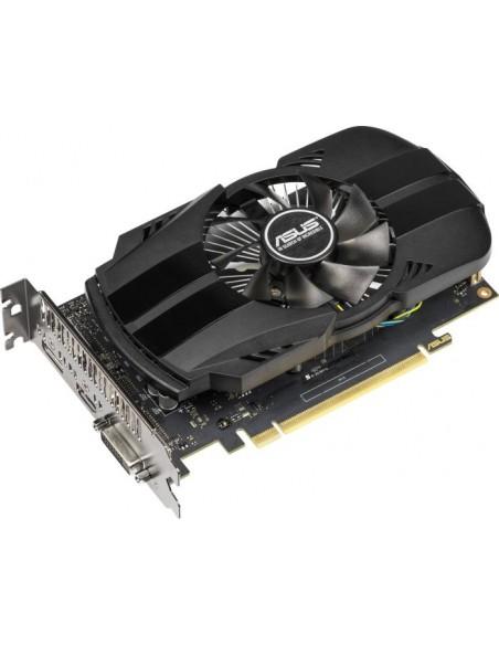 ASUS Phoenix PH-GTX1650-4G NVIDIA GeForce GTX 1650 4 GB GDDR5 Asus 90YV0CV1-M0NA00 - 1