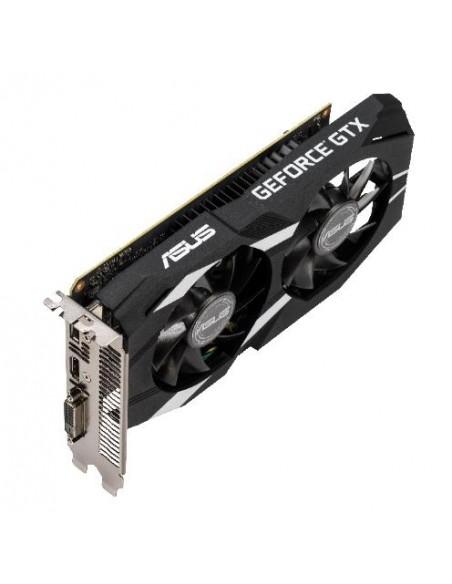 ASUS Dual -GTX1650-O4G NVIDIA GeForce GTX 1650 4 GB GDDR5 Asus 90YV0CV2-M0NA00 - 2