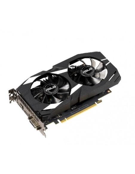 ASUS Dual -GTX1650-O4G NVIDIA GeForce GTX 1650 4 GB GDDR5 Asus 90YV0CV2-M0NA00 - 6