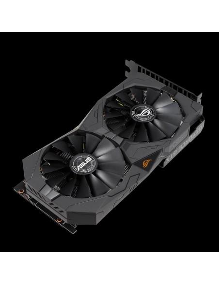 ASUS ROG -STRIX-GTX1650-O4G-GAMING NVIDIA GeForce GTX 1650 4 GB GDDR5 Asus 90YV0CX1-M0NA00 - 5