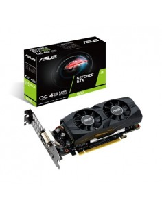 ASUS GTX1650-O4G-LP-BRK NVIDIA GeForce GTX 1650 4 GB GDDR5 Asus 90YV0D30-M0NA00 - 1