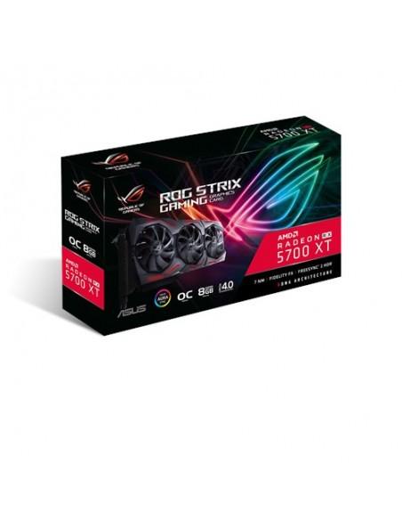 ASUS ROG -STRIX-RX5700XT-O8G-GAMING AMD Radeon RX 5700 XT 8 GB GDDR6 Asus 90YV0D90-M0NA00 - 6