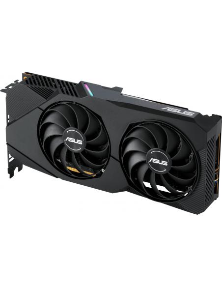ASUS Dual -RX5700XT-O8G-EVO AMD Radeon RX 5700 XT 8 GB GDDR6 Asus 90YV0DA2-M0NA00 - 7