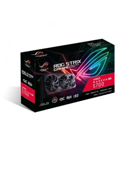 ASUS ROG -STRIX-RX5700-O8G-GAMING AMD Radeon RX 5700 8 GB GDDR6 Asus 90YV0DD0-M0NA00 - 6