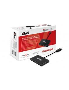 CLUB3D SenseVision MST Hub DP1.2 to HDMI™ Triple Monitor Club 3d CSV-5300H - 1