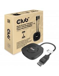 CLUB3D CSV-7300 videohaaroitin DisplayPort 3x Club 3d CSV-7300 - 1