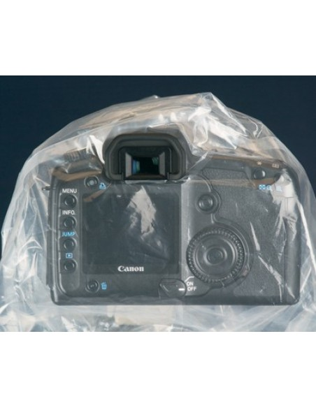 OP/TECH USA Rainsleeve camera raincover DSLR Polyethylene Op Tech OP/TECH9001132 - 1
