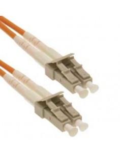 Fujitsu OM3 MMF 10m LC/LC fiberoptikkablar Fts D:FCKAB-OM3-C10L-L - 1
