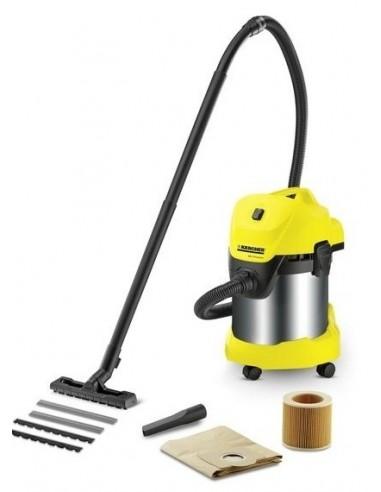 Kärcher WD 3 Premium 17 L Drum vacuum Dry&wet 1400 W Kärcher 1.629-841.0 - 1
