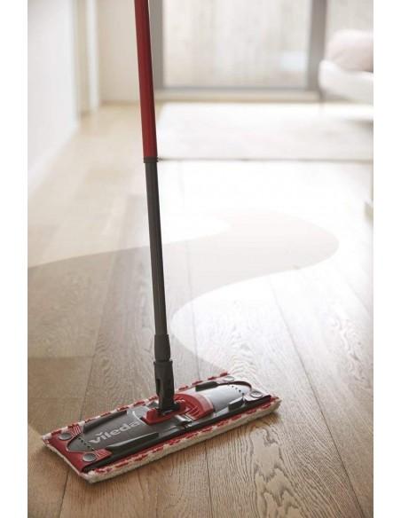 Vileda 158575 mopping system/bucket Single tank Black, Red, White Vileda 158576 - 12