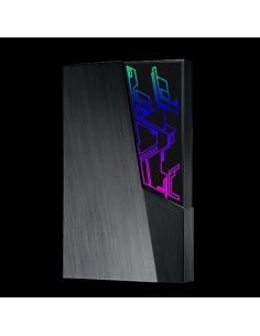 ASUS FX GAMING EHD-A2T ulkoinen kovalevy 2000 GB Musta Asustek 90DD02F0-B89010 - 1