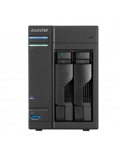 ASUS AS-202TE NAS Ethernet LAN Musta Asustek 90IX0081-BW3S10 - 1