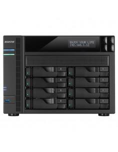 ASUS AS7008T NAS Nätverksansluten (Ethernet) Svart Asustek 90IX00B1-BW3S10 - 1