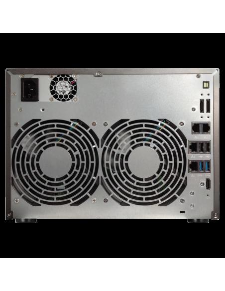 ASUS AS5008T NAS Ethernet LAN Black Asustek 90IX00D1-BW3S10 - 2
