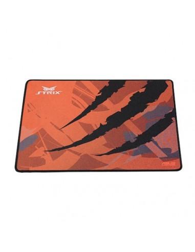 ASUS Strix Glide Speed Spelmusmatta Svart, Blå, Orange, Röd Asustek 90YH00F1-BDUA01 - 1