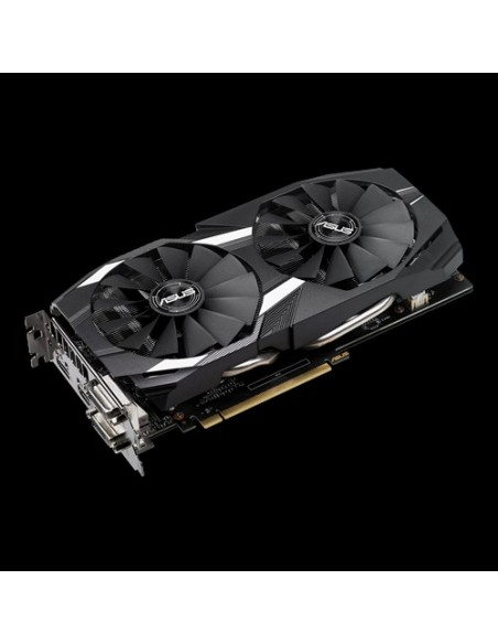 ASUS GTX1050TI-DC2O4G NVIDIA GeForce GTX 1050 Ti 4 GB GDDR5 Asustek 90YV0A32-M0NA00 - 6