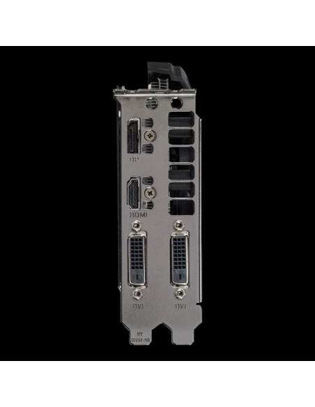 ASUS GTX1050TI-DC2O4G NVIDIA GeForce GTX 1050 Ti 4 GB GDDR5 Asustek 90YV0A32-M0NA00 - 11