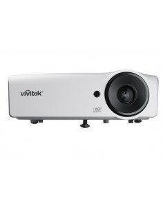 Vivitek D551 datorprojektorer Portabel projektor 3000 ANSI-lumen DLP XGA (1024x768) Vit Vivitek D551 - 1