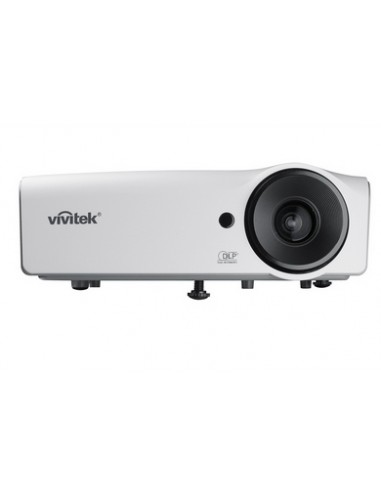 Vivitek D551 data projector Portable 3000 ANSI lumens DLP XGA (1024x768) White Vivitek D551 - 1
