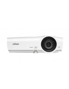Vivitek DH268 datorprojektorer Portabel projektor 3500 ANSI-lumen DLP 1080p (1920x1080) 3D kompatibilitet Vit Vivitek DH268 - 1