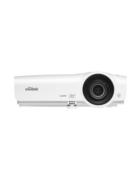 Vivitek DH268 data projector Portable 3500 ANSI lumens DLP 1080p (1920x1080) 3D White Vivitek DH268-EDU - 1