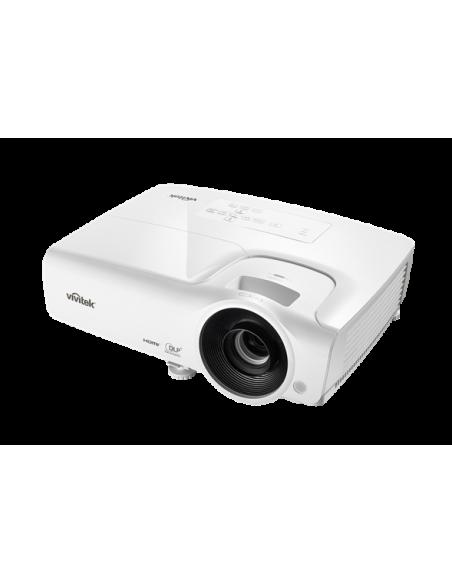 Vivitek DH268 data projector Portable 3500 ANSI lumens DLP 1080p (1920x1080) 3D White Vivitek DH268-EDU - 3