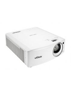 Vivitek DH4661Z data projector Desktop 5000 ANSI lumens DLP 1080p (1920x1080) White Vivitek DH4661Z-WH - 1