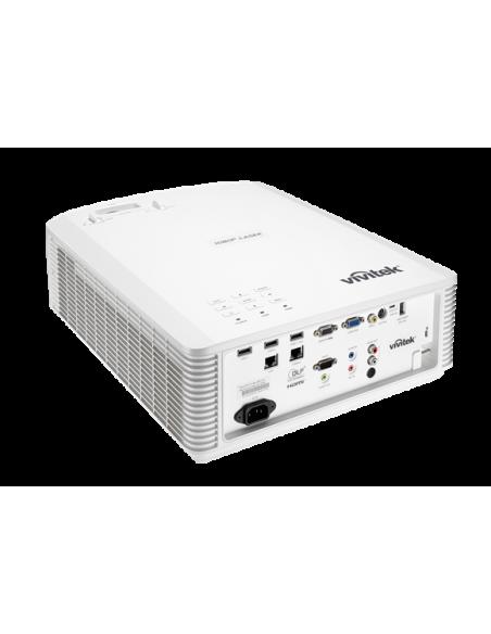 Vivitek DH4661Z data projector Desktop 5000 ANSI lumens DLP 1080p (1920x1080) White Vivitek DH4661Z-WH - 3