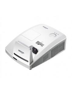 Vivitek DH758UST dataprojektori Pöytäprojektori 3500 ANSI lumenia DLP 1080p (1920x1080) 3D Valkoinen Vivitek DH758UST - 1