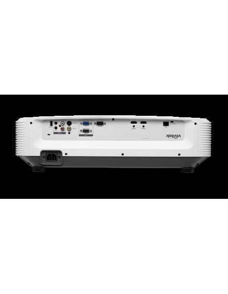 Vivitek DH768Z-UST data projector Desktop 3100 ANSI lumens DLP 1080p (1920x1080) 3D Black, White Vivitek DH768Z-UST - 2