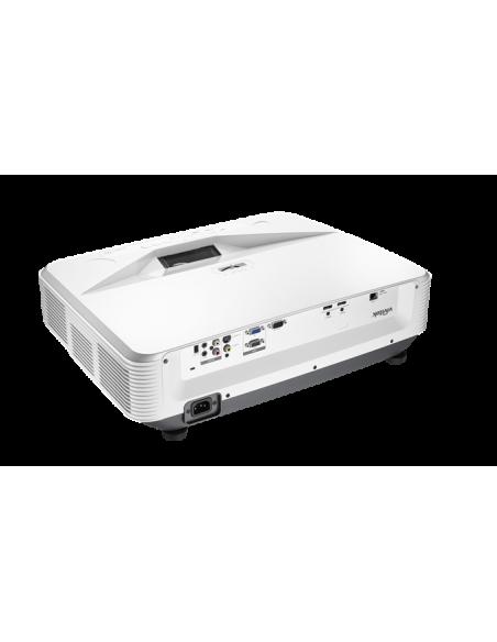 Vivitek DH768Z-UST data projector Desktop 3100 ANSI lumens DLP 1080p (1920x1080) 3D Black, White Vivitek DH768Z-UST - 4