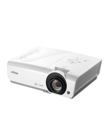 Vivitek DH976-WT data projector Desktop 4800 ANSI lumens DLP 1080p (1920x1080) 3D White Vivitek DH976-WT - 2