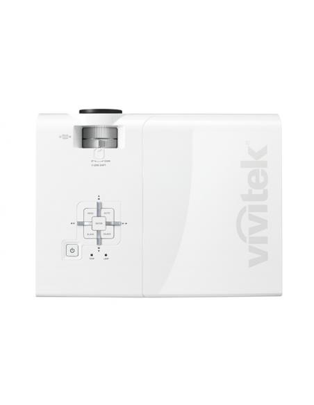 Vivitek DH976-WT data projector Desktop 4800 ANSI lumens DLP 1080p (1920x1080) 3D White Vivitek DH976-WT - 5