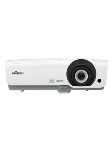 Vivitek DU978-WT data projector Desktop 5000 ANSI lumens DLP WUXGA (1920x1200) Grey, White Vivitek DU978-WT - 1