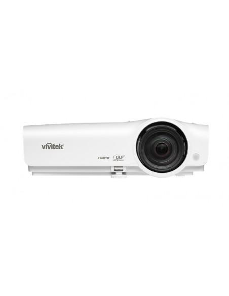 Vivitek DW282-ST data projector Desktop 3200 ANSI lumens DLP WXGA (1280x800) 3D White Vivitek DW282-ST - 1
