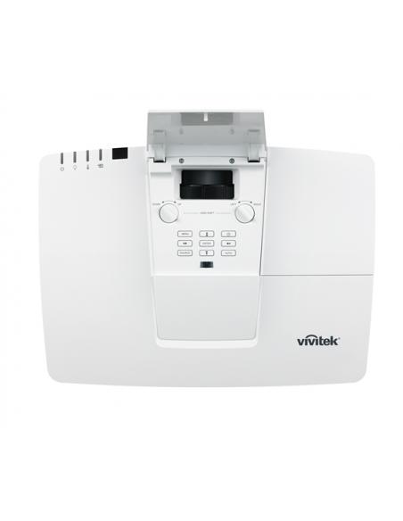 Vivitek DW3321 data projector Desktop 5100 ANSI lumens DLP WUXGA (1920x1200) Silver Vivitek DW3321 - 6