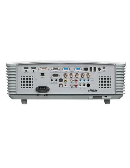 Vivitek DW3321 data projector Desktop 5100 ANSI lumens DLP WUXGA (1920x1200) Silver Vivitek DW3321 - 9